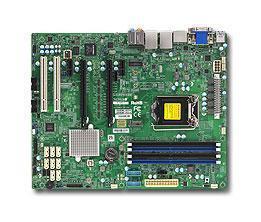 Материнская плата SUPERMICRO ServerBoard Intel C236 X11SAE-F