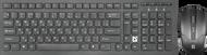 Клавиатура+мышь Defender Columbia C-775 45775, цвет черный