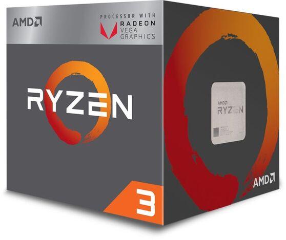 Процессор AMD Ryzen 3 2200G BOX