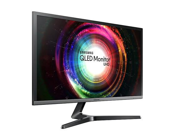 Монитор Samsung U_H750UQI 27.9'' черный