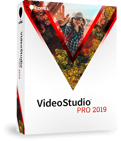 Corel Corporation Corel VideoStudio Professional 2019 (лицензия ESD), цена за 1 лицензию Ultimate, ESDVS2019ULML