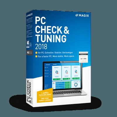 MAGIX PC Check & Tuning