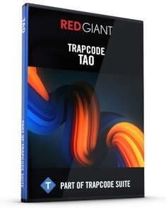 Red Giant Software Red Giant Trapcode Tao (Plug-in), TCD-TAO-D
