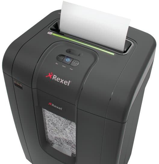 Шредер Rexel Mercury RSX1834