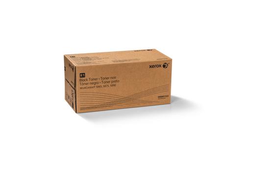 WorkCentre 5865/5875/5890, тонер-картридж (включает 2 тонер-картриджа и емкость отработанного тонера)