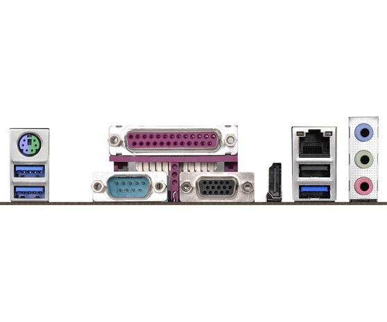 Материнская плата ASRock Onboard CPU J4005B-ITX