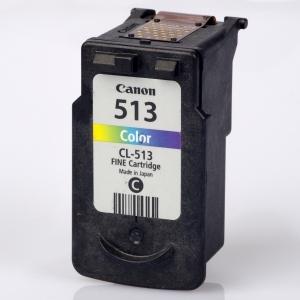 Картридж голубой, пурпурный, желтый Canon CL-513CMY, 2971B007