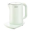 Чайник электрический Kitfort КТ-629-2 1.5л. 1800Вт мятный/серебристый (корпус: нержавеющая сталь/пластик)
