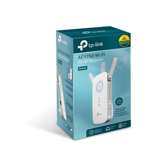 Точка доступа TP-LINK RE450 (вскрытая упаковка)