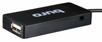 USB-концентратор Buro BU-HUB4-U2.0