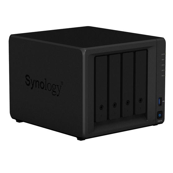 Сетевое хранилище Synology DiskStation DS418