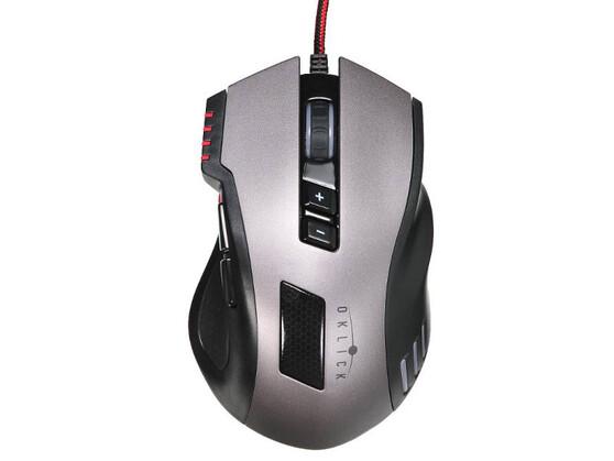 Мышь Oklick USB 805G V2 G800, цвет черный