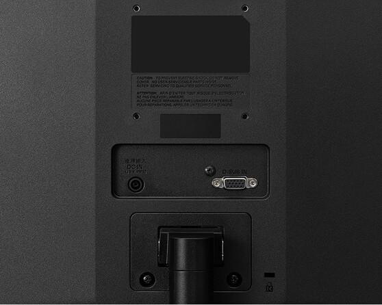 Монитор LG 22MK400A-B 21.5-inch черный