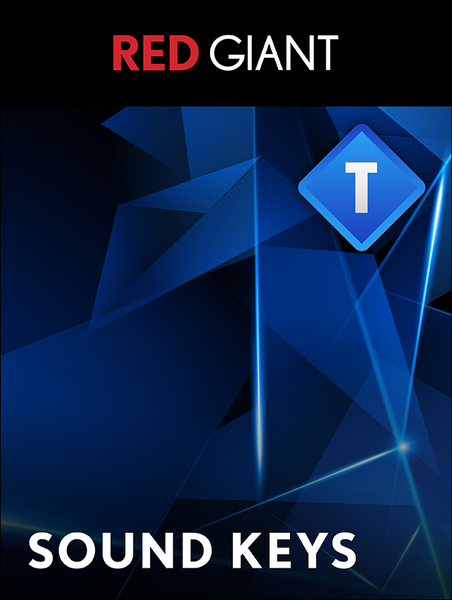 Red Giant Software Trapcode Sound Keys (Plug-in), TCD-SOUND-D