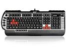 Клавиатура A4tech X7 G800 PS/2, цвет черный