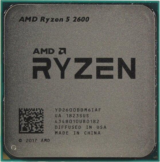 Процессор AMD    -2600 OEM