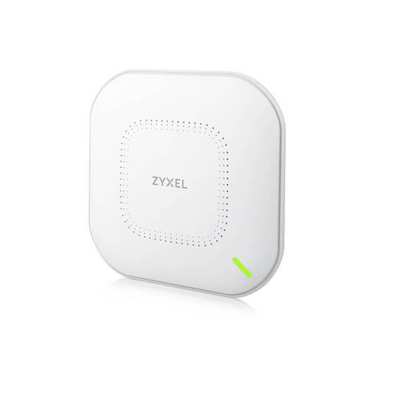 Комплект из трех гибридных точек доступа Zyxel NebulaFlex NWA210AX, WiFi 6, 802.11a/b/g/n/ac/ax (2,4 и 5 ГГц), MU-MIMO, антенны 4x4, до 575+2400 Мбит/