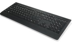 Клавиатура LENOVO Professional Wireless Keyboard 4X30H56866, цвет черный