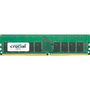 Оперативная память Crucial Desktop DDR4 2666МГц 16GB, CT16G4RFD8266, RTL
