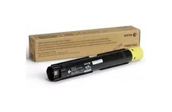 Фото товара VersaLink C7000, желтый тонер-картридж повышенной емкости