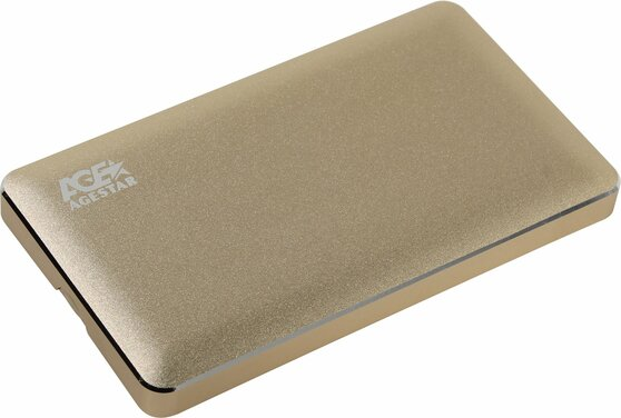 HDD external case AgeStar 2.5'' 31UB2A16