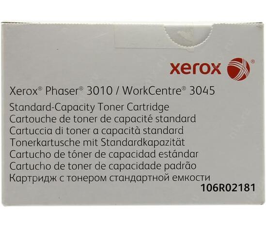 Phaser 3010/3040/WorkCentre 3045, тонер-картридж стандартной емкости