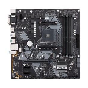 Материнская плата ASUS AMD B450 PRIME B450M-A