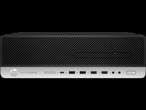 ПК HP Inc. EliteDesk G3 SFF 800, 1FU43AW#ACB