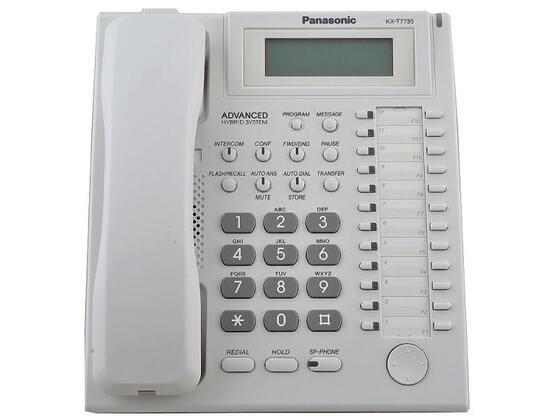 Системный телефон Panasonic KX T7735