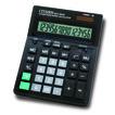 Калькулятор бухгалтерский Citizen SDC-664S черный 16-разр. 2-е питание, 00, конвертация валют, mark up фото