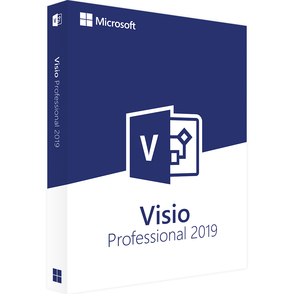 Microsoft Visio Professional 2019 (лицензия ESD), цена за 1 лицензию, D87-07425