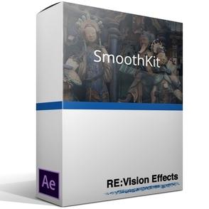 RE:Vision Effects, Inc. SmoothKit v3 (лицензия Render), Render-only, SMOK3R