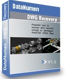 DataNumen DWG Recovery 1.5