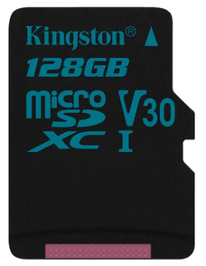 Карта памяти Kingston microSDXC Class10