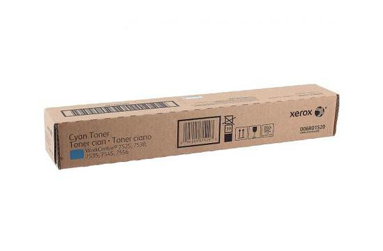 Фото товара Тонер-картридж WorkCentre 7830/7835/7845/7855/7970, голубого цвета