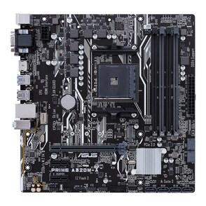 Материнская плата ASUS AMD A320 PRIME A320M-A