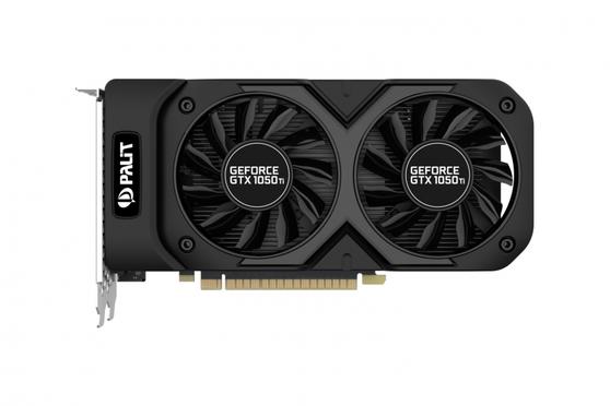 Видеокарта Palit GeForce GTX 1050Ti 4 ΓБ Retail