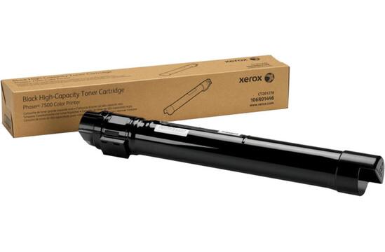 Фото товара Phaser 7500, черный тонер-картридж повышенной емкости
