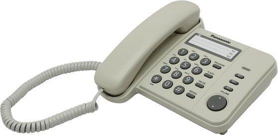 Проводной телефоны Panasonic KX TS2352