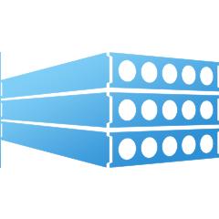 Нанософт nanoCAD СПДС Железобетон 4 0 (переход на сетевые постоянные лицензии на 1 рабочее место), с локальной лицензии на сетевую лицензию, серверная часть, NCSPRF40_CNL_CUL_CNN_BOX