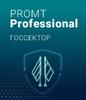 PROMT Professional «Госсектор»