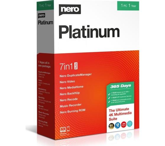 Nero Platinum 2020 (техподдержка лицензии для академических, государственных и некоммерческих учреждений), Количество рабочих мест, EMEA-22200020/GOV4