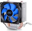 Купить Кулер Процессорный Deepcool CPU cooler ICE EDGE Mini FS V2, Алюминий