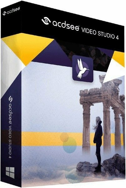 ACD Systems International ACDSee Video Studio 4 (подписка Government Subscription на 1 год), Количество устройств, ACDVSS04WSGCXEEN
