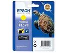 Картридж желтый Epson C13T15744010 фото