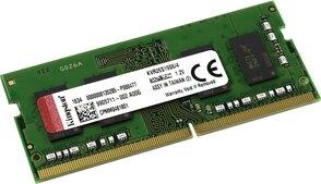 Оперативная память Kingston ValueRAM 4GB KVR26S19S6/4, RTL