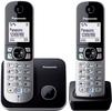 Радиотелефон Panasonic TG6812, 2 трубки