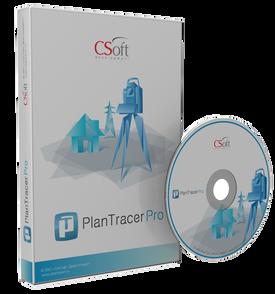 CSoft Development CSoft PlanTracer Professional (бессрочная лицензия), сетевая лицензия, доп. место