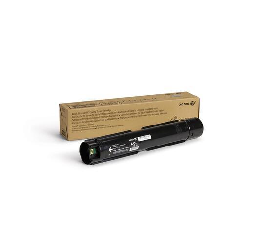 VersaLink C7000, черный тонер-картридж стандартной емкости