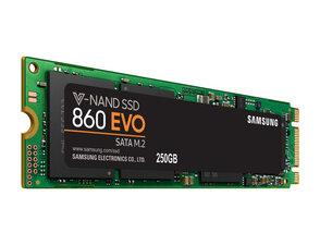 Внутренний SSD Samsung 860 EVO 250Gb